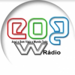 Logo da emissora Rádio Eog