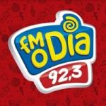Logo da emissora Rádio FM O Dia 92.3