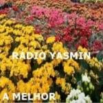 Logo da emissora Rádio Yasmin
