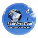 Logo da emissora Rádio Web Eloim