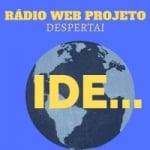 Logo da emissora Web Rádio Projeto Despertai