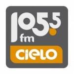 Logo da emissora Radio Cielo 105.5 FM