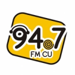 Logo da emissora Radio CU 94.7 FM