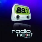 Logo da emissora Radio Next 88.1 FM
