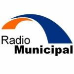 Logo da emissora Radio Municipal 88.7 FM