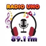 Logo da emissora Radio Uno 89.1 FM