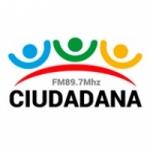 Logo da emissora Radio Ciudadana 89.7 FM
