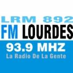 Logo da emissora Radio FM Lourdes 93.9