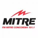 Logo da emissora Radio Mitre 101.1 FM