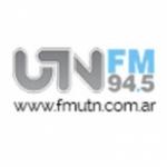 Logo da emissora Radio UTN 94.5 FM