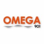 Logo da emissora Radio Omega 90.1 FM