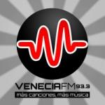 Logo da emissora Radio Venecia 93.3 FM