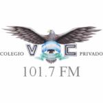 Logo da emissora Radio FM Estudios VC 101.7 FM
