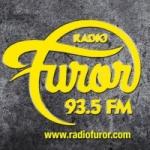 Logo da emissora Radio Furor 93.5 FM