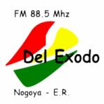 Logo da emissora Radio Del Exodo 88.5 FM