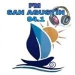 Logo da emissora Radio San Agustin 94.1 FM