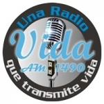 Logo da emissora Radio Vida 1490 AM