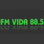Logo da emissora Radio Vida 88.5 FM