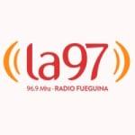 Logo da emissora Radio Fueguina La 97 96.9 FM