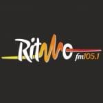 Logo da emissora Radio Ritmo 105.1 FM