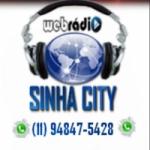 Logo da emissora Rádio Sinhá City