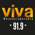 Logo da emissora Radio Viva 91.9 FM