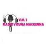 Logo da emissora Radio Vicuña Mackenna 105.1 FM
