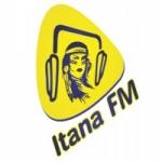 Logo da emissora Rádio Itana FM