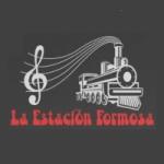 Logo da emissora Radio La Estación Formosa 90.9 FM