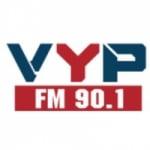 Logo da emissora Radio VYP 90.1 FM