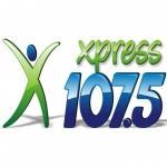 Logo da emissora Radio Xpress 107.5 FM