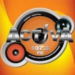 Logo da emissora Radio Activa 107.3 FM