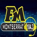 Logo da emissora Radio Montserrat 104.3 FM