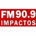 Logo da emissora Radio Impactos 90.9 FM