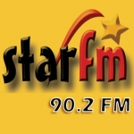Logo da emissora STAR 90.2 FM