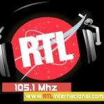 Logo da emissora Radio RTL 105.1 FM