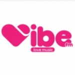 Logo da emissora Vibe 92.1 FM