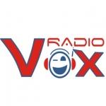 Logo da emissora Vox 104 FM