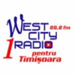 Logo da emissora West City Radio 88.8 FM