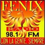 Logo da emissora Radio Ave Fenix 98.1 FM