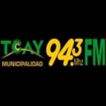 Logo da emissora Radio Municipal 94.3 FM
