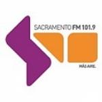 Logo da emissora Radio Sacramento 101.9 FM