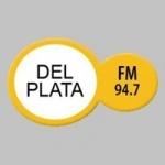 Logo da emissora Radio Del Plata 94.7 FM