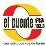 Logo da emissora Radio El Puente 103.3 FM