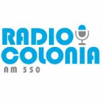 Logo da emissora Radio Colonia 550 AM