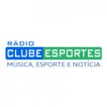 Logo da emissora Rádio Clube Esportes