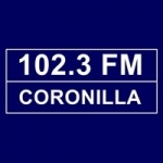 Logo da emissora Radio Coronilla 102.3 FM