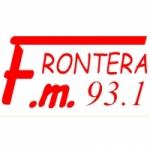 Logo da emissora Radio Frontera 93.1 FM