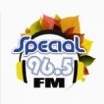 Logo da emissora Radio Special 96.5 FM