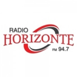 Logo da emissora Radio Horizonte 94.7 FM